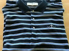 Fairway & Greene Golf Shirt S/S POLO SHIRT MEN SIZE M Mercerized Fine Cotton