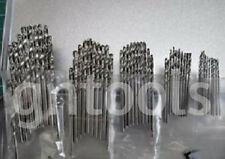 Job Lot 50pc Metric HSS High Speed Drill Bits 1mm, 1.5mm, 2mm, 2.5mm And 3mm