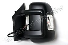 FIAT Ducato PEUGEOT Boxer CITROEN 2006- Electric Side Mirror Heated LEFT LH