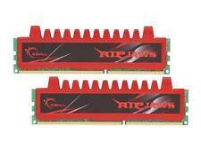 G.SKILL Ripjaws Series 8GB (2 x 4GB) 240-Pin DDR3 SDRAM DDR3 1333 (PC3 10666) De