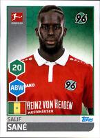 TOPPS Bundesliga 2017/2018 - Sticker 114 - Salif Sane