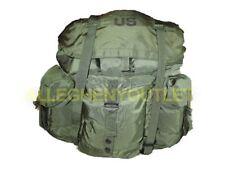 USGI Alice Pack LARGE Main Pack Rucksack Backpack OD Green NO Straps VGC