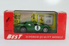 DIE CAST 1/43 BEST MODEL FERRARI 250 LM NURBURGRING 1965 9054