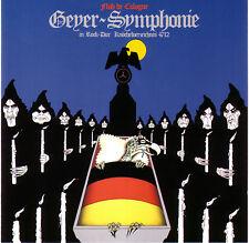 Krautrock CD Floh De Cologne Geyer Symphonie  CD vom legendären Ohr/Pilz Label
