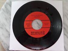 RARE 45 RPM Reality Records Bemoure Modern Soul Funk You'll Never Know HEAR E/E-