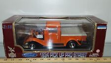 1/18 YATMING/ROAD SIGNATURE 1934 FORD PRO STREET PICK UP TRUCK  yd