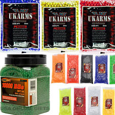 Quality Ukarms  Airsoft Gun Bullets 0.12 Gram 6 mm BB's Pellets Ammo