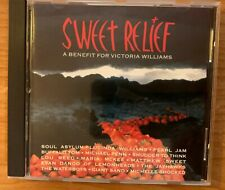 Sweet Relief: A Benefit for Victoria Williams by Various Artists (CD, 1993)