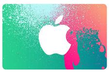 Apple iTunes Gift Card, 50 USD Dollars