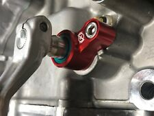 Racetorx Honda Cbr Fireblade Sp1 Sp2 Gear Shift Shaft Support Bracket (RED)
