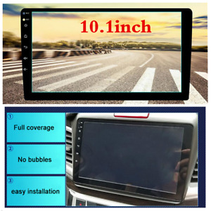 10.1/10.2in Tempered Glass Film 2.5D Curved Radio Navigation Screen Protector