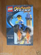 PLASTIC MODEL LEGO ISLAND XTREME STUNTS NO 6732,NOS BOXED STILL CLOSED