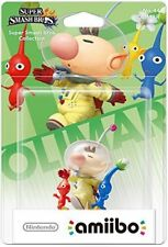 Amiibo Figur - No.44 Olimar Super Smash Bros. - Nintendo Wii U - 3DS - Neu - OVP