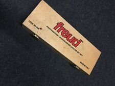 Freud 88-100 Router Bit Set in Box Made In Italy