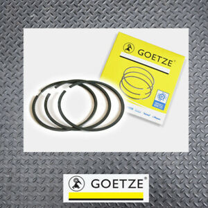 Goetze STD Piston Rings Chrome suits Citroen Peugeot TU3JP (KFV KFX)
