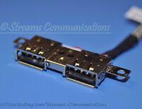 TOSHIBA Satellite L505D-S5983 Laptop USB Port Board w/ Cable