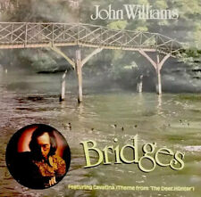 JOHN WILLIAMS  BRIDGES LP VINYL RECORD ALBUM FULLY PLAY TESTED