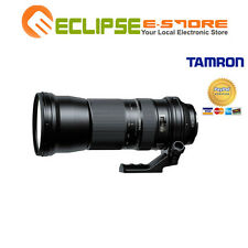 Brand NEW Tamron SP 150-600mm f/5-6.3 Di VC USD Lens for Nikon