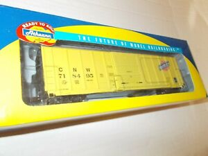 ATHEARN HO PS 5344 BOXCAR (CHICAGO & NORTHWESTERN) # 718223,RARE