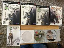 Shin Megami Tensei Digital Devil Saga 1 Deluxe Box Set PS2 Game & Soundtrack