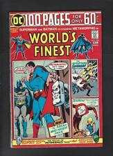 World's Finest 226 Vf 8.0 100 Page Giant Superman Batman Hi-Res Scans