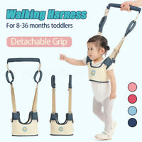US Baby Toddler Learn Walking Belt Walker Wing Helper Assistant Safety   K New