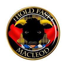 Macleod Scottish Clan Pin Badge