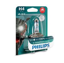 [PHILIPS] LAMPADA PER MOTO H4 60/55W X-TREME VISION (+130% ALTA VISIBILITA')