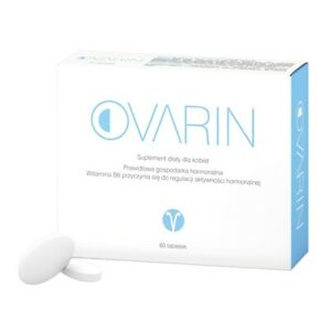 Ovarin 60 Tablets FOR WOMEN PLANNING TO BECOME PREGNANT PLANNING PREGNANCY