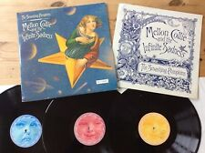 ORIGINAL The Smashing Pumpkins Mellon Collie Limited Numbered Vinyl 3 LP