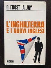 L'Inghilterra e i Nuovi Inglesi by David Fros & Antony Jay [Rizzoli]