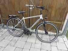 """Herren Alu Trekkingrad 28 """" Kreidler Raise RT3 21 Gang, silber Herrenrad 509873"""