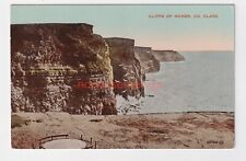 More details for lisdoonvarna co. clare the cliffs of moher postcard e20c - ir38