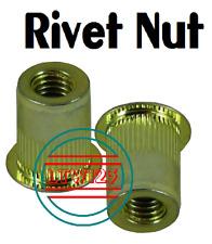 (20) 3/8 - 16 Zinc Steel Rivnut Blind Rivet Nut Nutsert