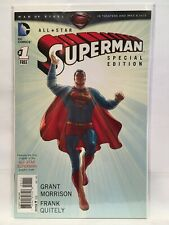 All Star Superman Special Edition #1 NM- DC Comics