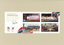 2012 MEMORIES OF LONDON OLYMPICS NEW SEALED PHQ CARDS No 369