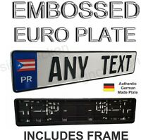 EUROPEAN TAG U MAD BRO BMW  European license plate GERMAN EURO PLATE CUSTOM