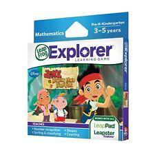 LeapFrog Explorer Learning Game: Disney Jake and the Neverland Pirates