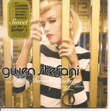 CD SINGLE 2 TITRES--GWEN STEFANI FEAT.AKON--THE SWEET ESCAPE--2007