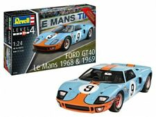 Revell 07696 - 1/24 Ford GT 40 Le Mans 1968 - Limited Edition - Neu