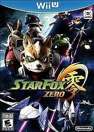 Star Fox Zero (Nintendo Wii U, 2016)