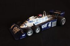 Tamiya built kit Tyrrell P34 1977 1:20 #4 Patrick Depailler (FRA)