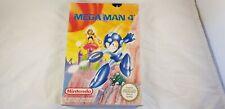 ♕ * Mega Man 4 * Nintendo NES * PAL B * FAH * Boxed * RARE * Megaman 4 *