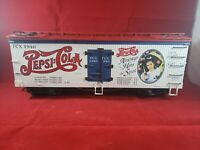 TRAIN - G Scale Pepsi Cola PCX 1940 Train Car Charles Ro Manufacturing RARE