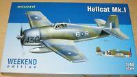 Hellcat Mk.I von Eduard 1/48 Weekend Edition