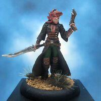 Painted Wyrd Miniature Victoria Bounty Hunter