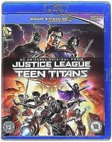 Dc Universe - Justice League Vs Teen Titans Blu-Ray Nuovo (1000594298)