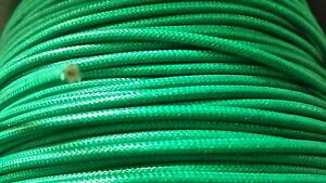 14 AWG GREEN 200c High-Temperature Appliance Wire SRML 25' FT