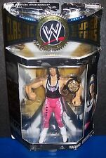 "NEW! 2004 Jakk's Classic Superstars Series #1 ""Bret Hart"" Action Figure {1368}"