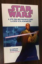STAR WARS The Clone Wars Volume 1 -- SPANISH EDITION -- Dark Horse -- OOP